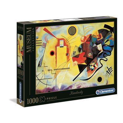 Kandiskij: amarillo puro- rojo puro- azul puro 10