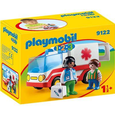 1.2.3 ambulancia - 4008789091222