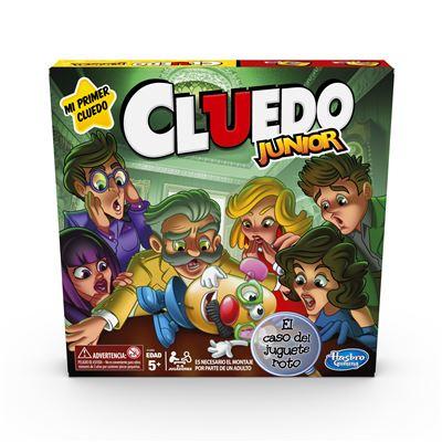 Cluedo junior - 5010993665105