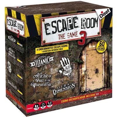 Escape room 3 - 8410446623329