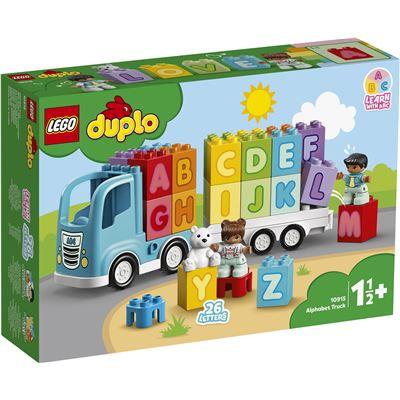 Camión del alfabeto - 5702016617764