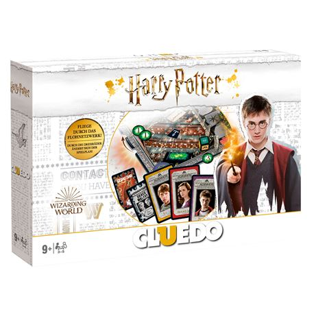 Cluedo harry potter - 5036905040341