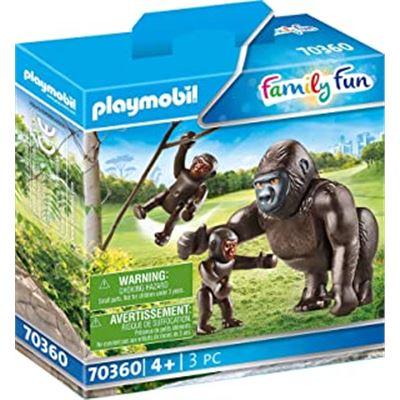 Gorila con bebés - 30070360
