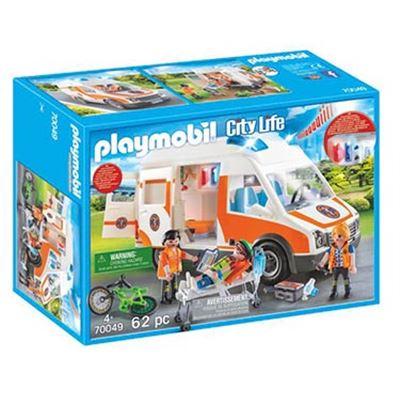 Ambulancia con luces - 4008789700490