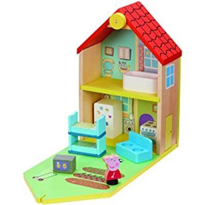 La casa de madera de peppa pig - 02507213