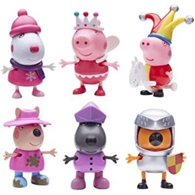 Fiesta de disfraces peppa pig y amigos - 02507043