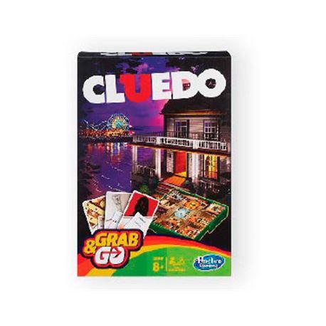 Cluedo viaje - 25500999