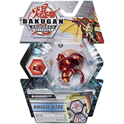 Bakugan ultra pack deluxe s2 - 03504416
