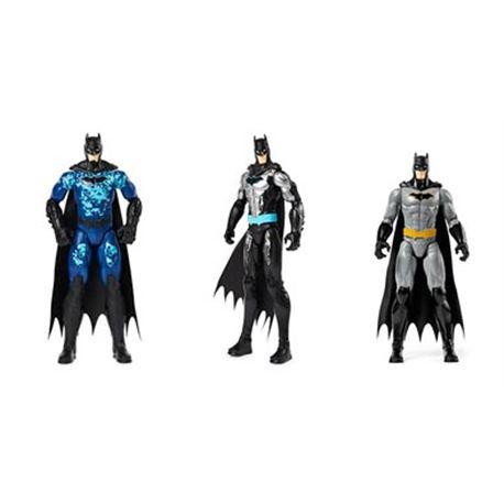 Batman figuras 30cm sdo batman bat tech - 03507824