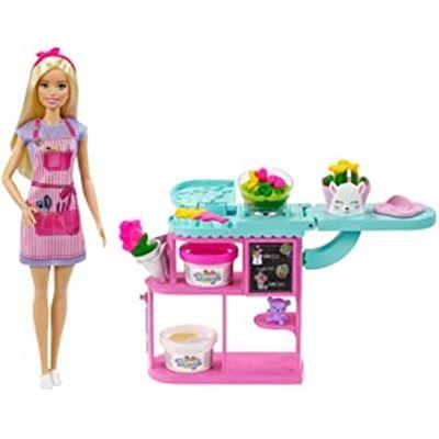Floristería de barbie