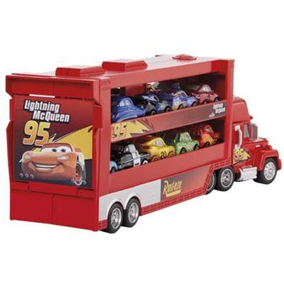 Cars mack camión miniracer+5 minis - 24594415
