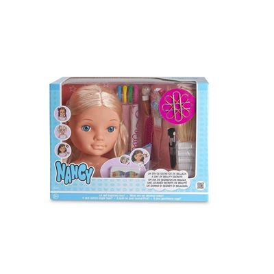 Nancy, un día de secretos de belleza rubia - 8410779065100