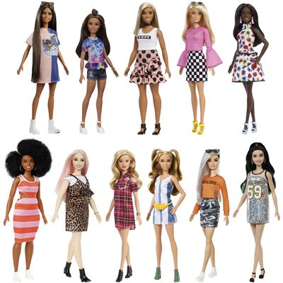 Barbie fashionistas - 0887961439540