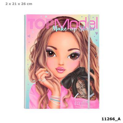 Carpeta guía de maquillaje topmodel - 53711266