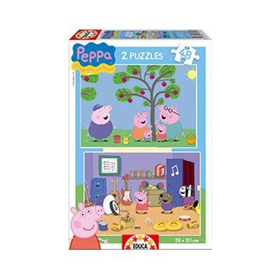2x48 peppa pig - 04015920