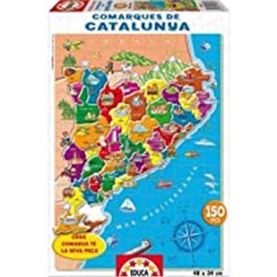150 comarques catalunya - 04017269