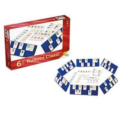 Rummiclasic 6 jugadores grande - 19300744