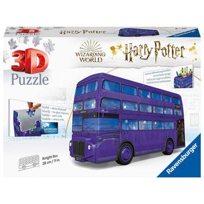 3d autobús noctámbulo harry potter - 4005556111589