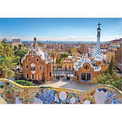 1000 vista de barcelona desde parque güell - 04017966