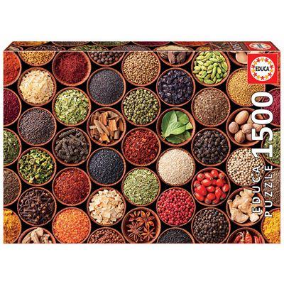 1500 especias y condimentos - 8412668176669
