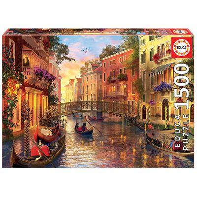 1500 atardecer en venecia - 8412668171244