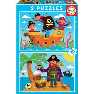2x20 piratas - 8412668171497