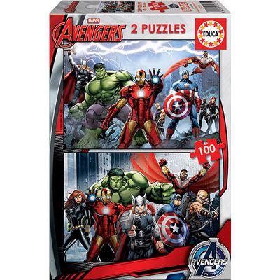2x100 avengers - 8412668157712