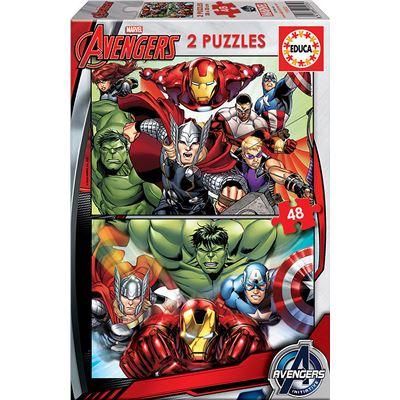 2x48 avengers - 8412668159327