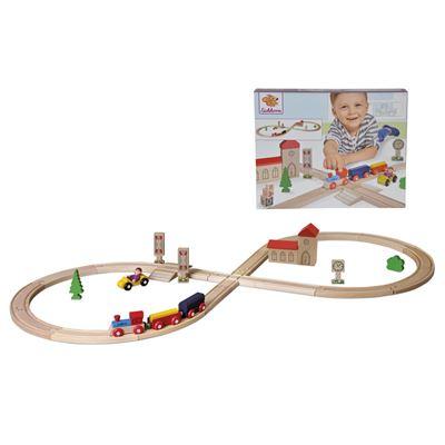 Eh train, fig 8 railway - 4003046012620