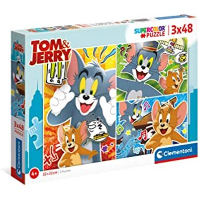 3x48 tom and jerry - 06625265