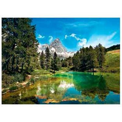 1500 pzas el lago azul - 06631680