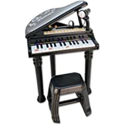 Piano electronico 31 teclas con patas, micro y tau - 07903000
