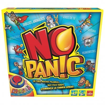 No panic - 8711808703667