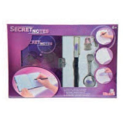 Set notas secretas - 33354082