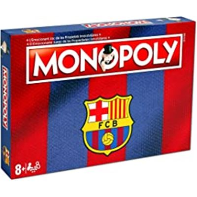 Monopoly fc barcelona - 47210537