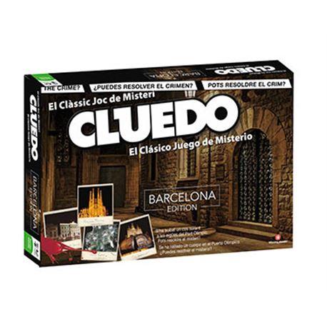Cluedo barcelona - 47282233