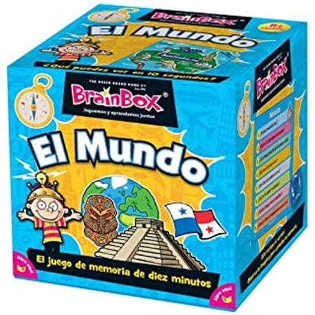 Brainbox el mundo - 50363358