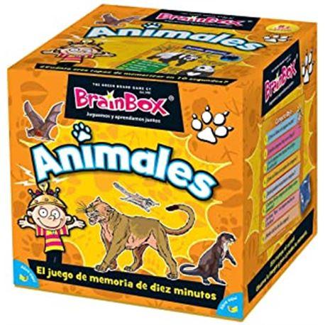Brainbox animales - 50363360