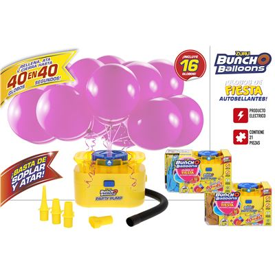 Party ballons set con bomba - 8412842718890