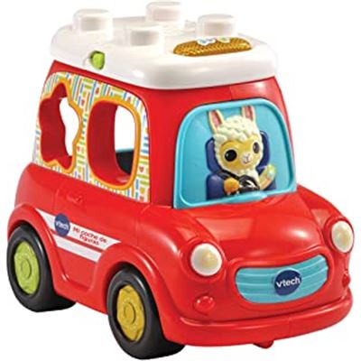 Mi coche de figuras