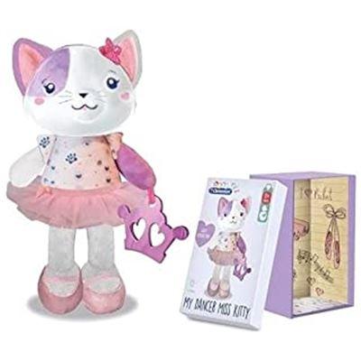 Peluche en caja- gato bailarín - 06617420