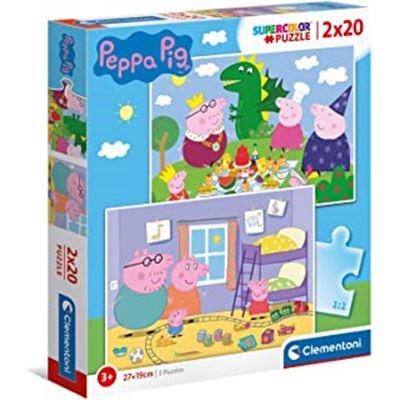 2x20 peppa pig - 06624778