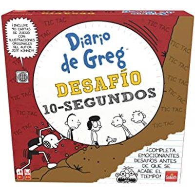 Diario de greg desafío 10 segundos - 14714537