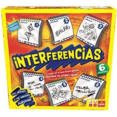 Interferencias 6 jugadores grande - 14714499