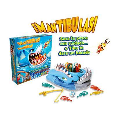 Mantíbulas - 8711808307216