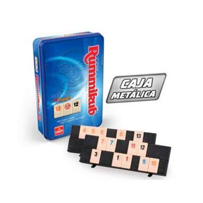 Rummikub caja metálica - 8711808501058