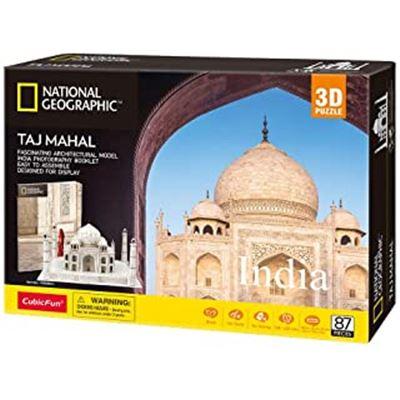 Puzzle 3d taj mahal (national geographic)