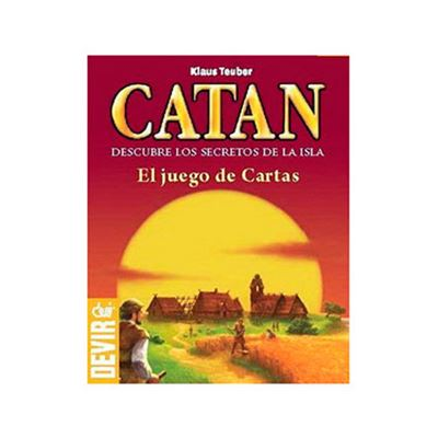 Catan cartas mini - 16722056