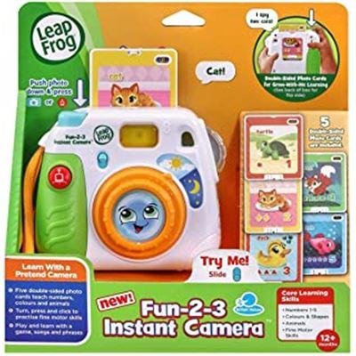Mi primera instant cámara
