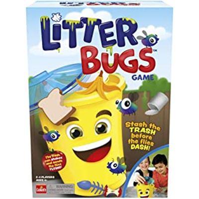 Litter bugs game